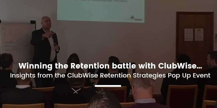 Winning the Retention battle with ClubWise