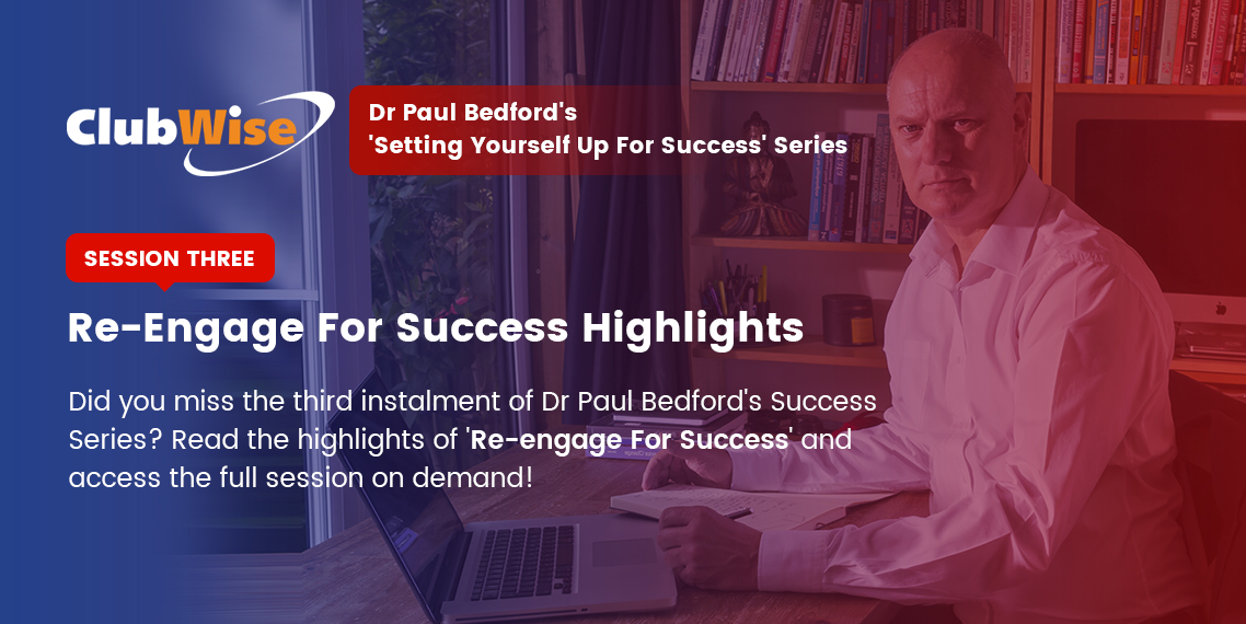 Re-Engage For Success Highlights